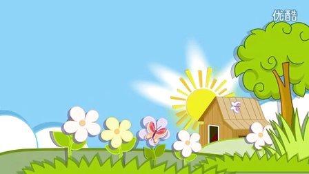 【素材TV网】儿童卡通3D动态LED背景大屏幕视频素材012(准高清)