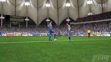 实况足球PES 2014 PC演示2