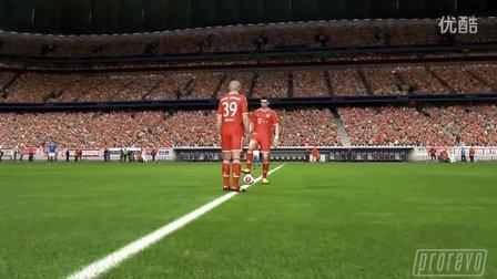 实况足球PES 2014 PC演示3
