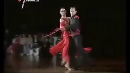 2007年世界超级巨星表演-探戈舞--Mirko Gozzoli Alessia Betti表演