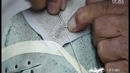 意大利|手工皮鞋顶级品牌Vittorio Spernanzoni工艺rovescio