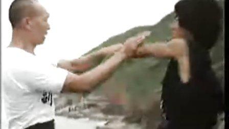 南拳实战 咏春