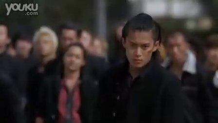 《热血高校2 Crows Zero2》特報