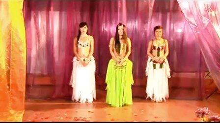 肚皮舞入门教学视频 肚皮舞教学视频 温可欣肚皮舞动作组合