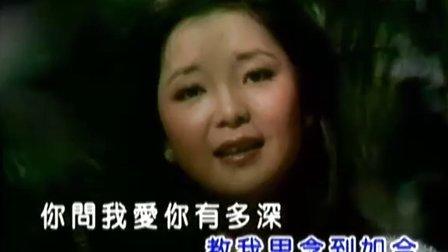邓丽君-月亮代表我的心