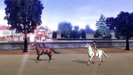 小镇上的那些事__小镇风貌 3D