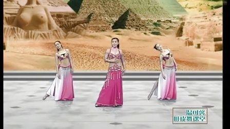 肚皮舞入门教学视频 肚皮舞教学视频 温可欣肚皮舞天使的传奇动作