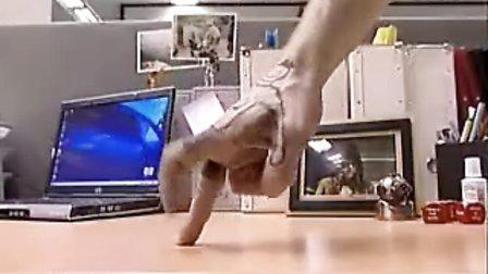 超牛B的手指足球