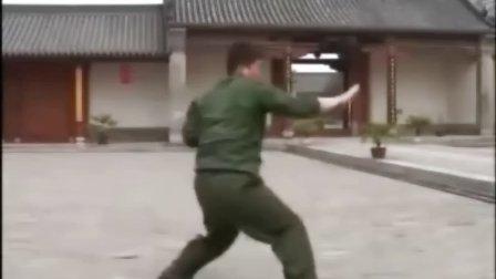 第三套军体拳动作分解教学-第一部
