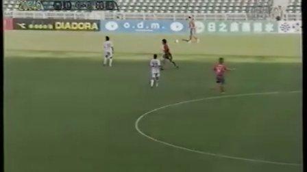 2004雅典奧運足球亞洲區外圍賽第二圈香港對南韓(上半場)
