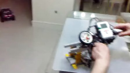 lego 8297 nxt  jeep 越野车 模拟驾驶