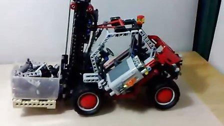 lego 铲车
