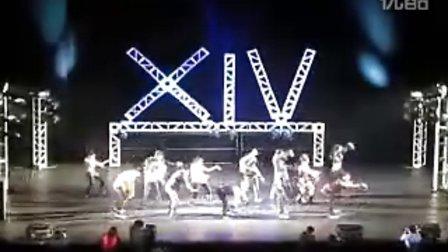 美国街舞 最佳舞团KABA MODERN 2009年最新表演