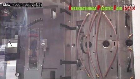 大型薄壁导光板模具(EC850SX-61A)东芝机械