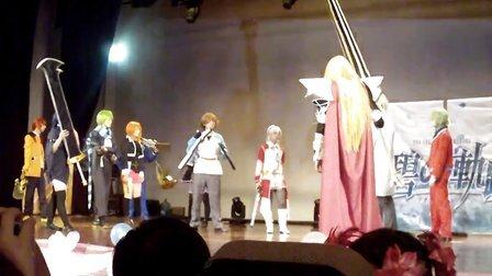 幻想空间动漫社 ……碧之轨迹  cosplay