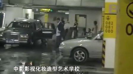 北京中影影视化妆学校学生进电影剧组化妆造型
