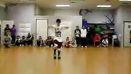 TONY TRAN 街舞教学班来自美国最佳舞团Kaba Modern