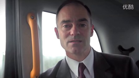 ARM CEO Warren East Welcomes AMD from a London Taxi