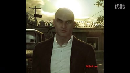 AMD Gaming Evolved in Hitman_ Absolution