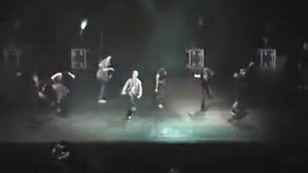 最爱街舞组合KABA MODERN  VIBE 2008