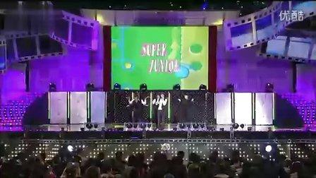 080905 PajamaParty KBS2 第二届忠武国际电影节开幕庆祝公演