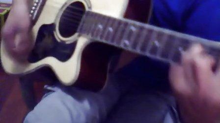 筷子兄弟  父亲 民谣吉他弹唱