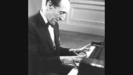 霍洛维茨 肖邦第4号练习曲(Op10No4),升C小调