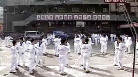 【侯韧杰  TKD  宣传篇】之 跆拳日记   非专业勿入!