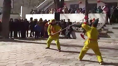 山西省五台县耿镇镇侯城围村2012元宵节