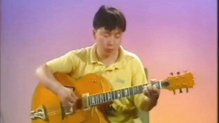 张文忠的民谣吉他经典教程1