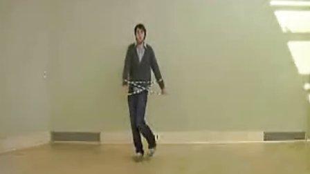 牛老外的跳绳舞