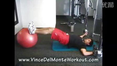 健身视频教程合集:如何练出六块腹肌等,48