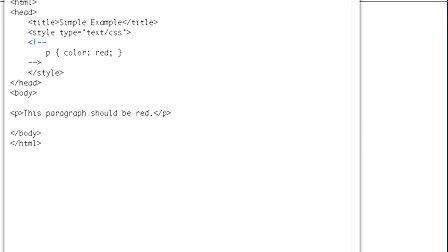 Lynda.com Learning CSS2 05-breakdown_of_a_CSS_rule