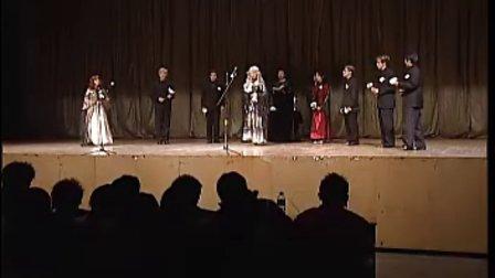 济南大学——话剧欣赏——青笋剧团《一曲难忘》