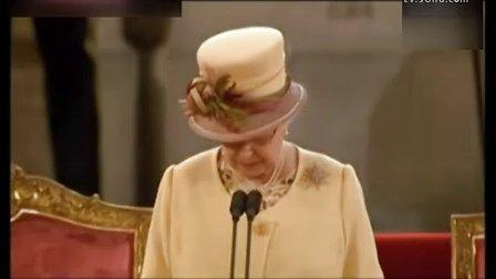 视频:英国女王伊丽莎白二世登基60周年演讲[高清版]