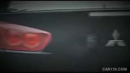 深度试驾三菱LancerEVOX-汽车殿堂