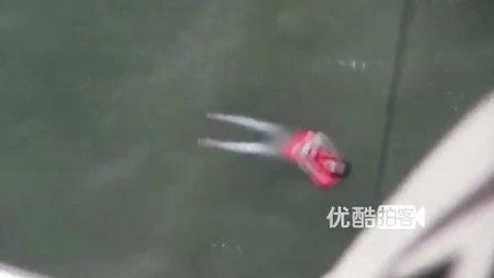 【拍客】货轮福建长乐松下海域沉没 9人获救2人失踪