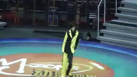 男子单人Dancer  吴国志