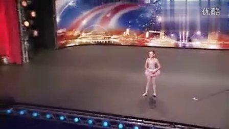 英国有天才 10岁小女孩的芭蕾梦