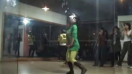 蒂恩(DN )爵士舞—《爵士舞入门》视频11