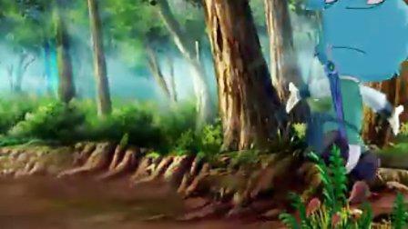 虹猫蓝兔七侠传  42--蓝兔采药