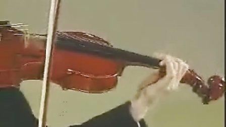 匈牙利舞曲笫五号---勃拉姆斯(小提琴)