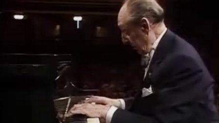 霍洛维茨演奏《莫扎特降B大调第13钢琴奏鸣曲K333》