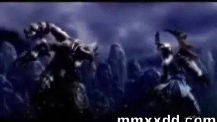 《轩辕剑5》清晰预告动画
