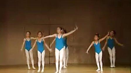 儿童舞蹈表现力阶梯训练中级篇之6《快乐的小鸟》