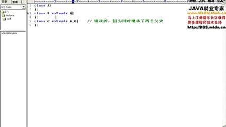 MLDN魔乐JAVA_15继承的基本概念