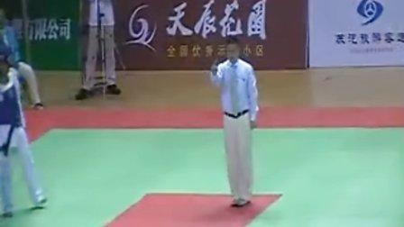 【侯韧杰 TKD精华篇】之  好腿在第44秒!