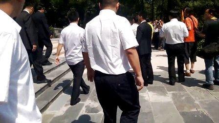 1080P,ROC,KMT荣誉连战来湖北省广水市陈巷镇连氏园陵祭祖全程 全国首发