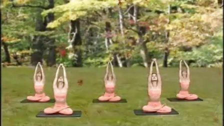 瑜伽基本姿势4