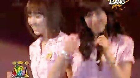 【Sunny】live BANG泰国芭提雅国际音乐节 少女时代 KY 重逢 Gee 090321